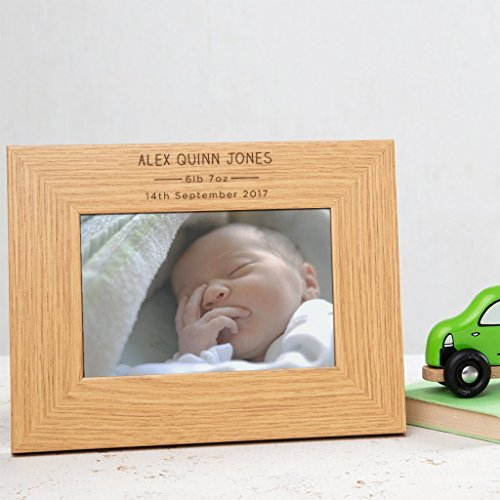 New Parent Gift Unique Newborn Baby Gifts Birthday Gifts Baroque Photo Frame Baby Shower Gift Marriage Anniversary Gift Wedding Gift