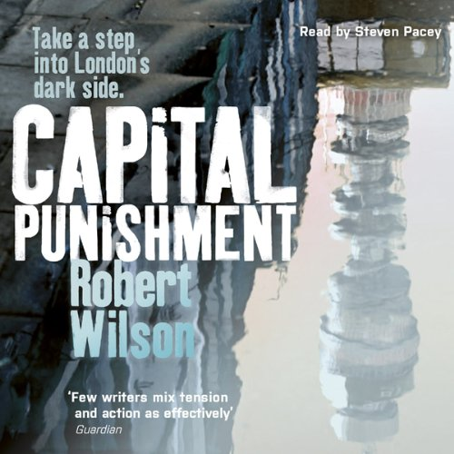 Capital Punishment audiobook cover art