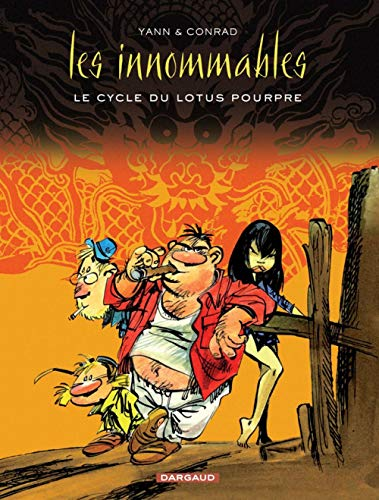 Les Innommables - Intégrales - tome 4 - Intégrale Innommables - cycle du Lotus Pourpre