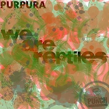 We Are Reptiles