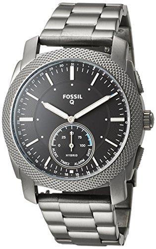 [フォッシル] 腕時計 Q MACHINE ハイブリッドスマートウォッチ FTW1166 メンズ 正規輸入品