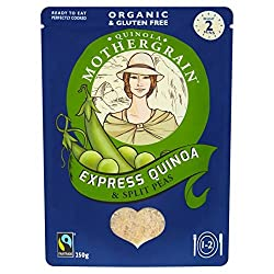 Microwaveable Organic Vegetarian Package Type: Pouch