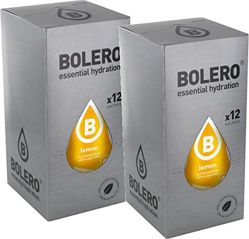 Bolero Drinks Lemon 24 x 9g