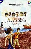 Lunas uno. En la Patagonia: Colección Juvenil.es. Lecturas graduadas. Nivel A1
