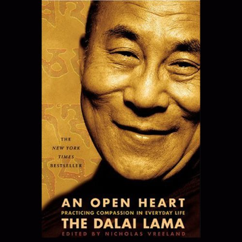 An Open Heart audiobook cover art