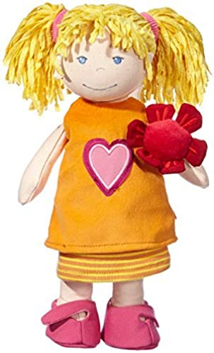 100% a estrenar con calidad original. Haba Nelly Soft Doll Doll Doll - 12 inches tall by HABA  bienvenido a orden