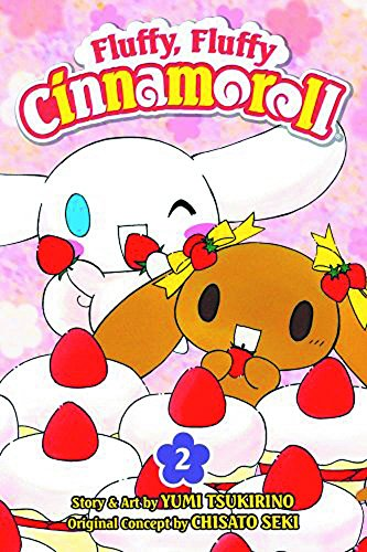 FLUFFY FLUFFY CINNAMOROLL GN VOL 02 (C: 1-0-1)