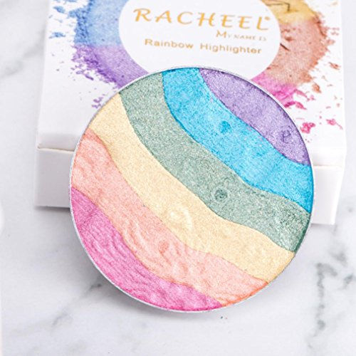 BAOFU Lidschatten,Promotionen Lidschatten Palette,Lidschatten Puder Schimmer Augenschminke-Paletten-Regenbogen-Rouge-Verfassungs-Installationssatz,Lidschatten Base,Make-up Waterproof 24 (Mehrfarbig)