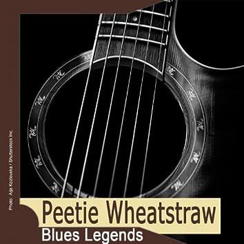 Blues Legends: Peetie Wheatstraw