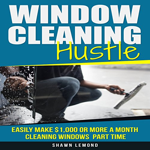 Window Cleaning Hustle audiobook cover art