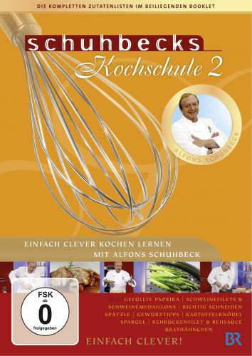 Schuhbecks Kochschule 2 [2 DVDs]