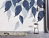 Birch Grove Flying Bird White Luxe Wallpaper Decoración para el hogar Arte de la pared Decoración fina Dimensiones Pared Pintado Papel tapiz 3D dormitorio de estar sala sofá mural-350cm×256cm
