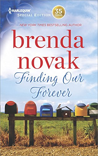Finding Our Forever (Silver Springs Book 1)