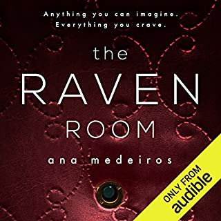 The Raven Room audiobook cover art