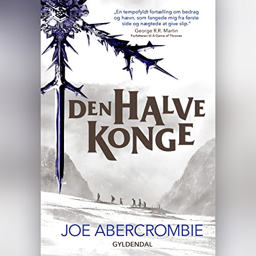 Den halve konge     Det splintrede hav 1              By:                                                                                                                                 Joe Abercrombie                               Narrated by:                                                                                                                                 Mikkel Hansen                      Length: 9 hrs and 48 mins     Not rated yet     Overall 0.0
