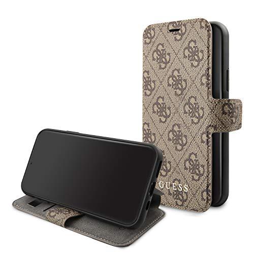 Guess GUFLBKSN584GB Hülle aus Der 4G-Kollektion für das iPhone 11 Pro, braun