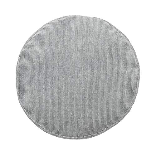 Bloomingville Almohadilla para asientos, gris, otton