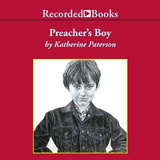 Preacher's Boy audiobook cover art