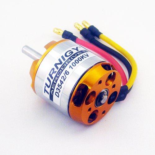 Brushless Motor Turnigy 3542-1000 665 W z.B. für Acromaster / Mentor