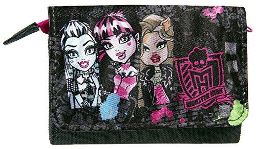 Undercover MHCP7006 Geldbörse Monster High, ca. 11 x 9 x 1 cm