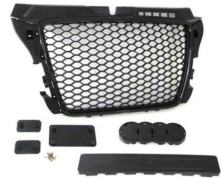 Parrilla Frontal Delantera NEGRa, Estilo Panal Auto Style Limited