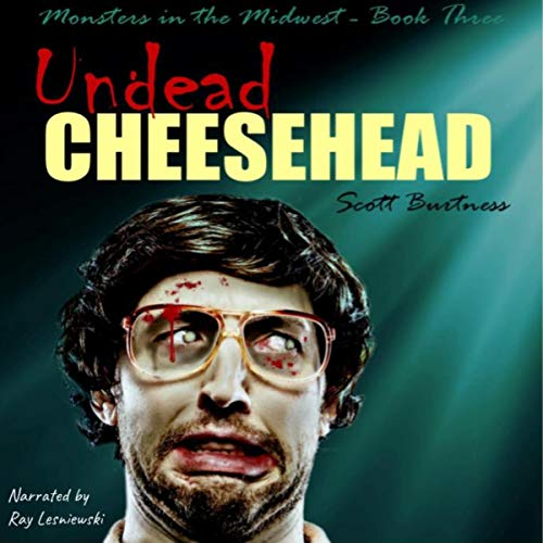 Undead Cheesehead cover art
