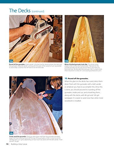 Building a Strip Canoe, Second Edition, Revised & Expanded: Full-Sized Plans and Instructions for 8 Easy-To-Build, Field-Tested Canoes (Fox Chapel Publishing) Step-by-Step; 100+ Photos & Illustrations
