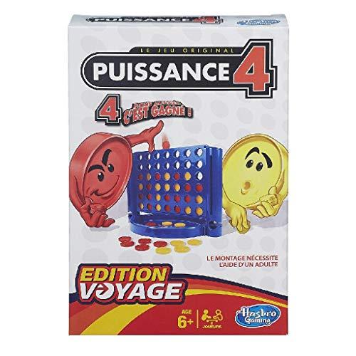 jeux Hasbro - B10001010 De Voyage - Puissance 4