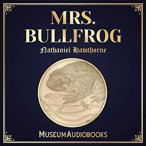 Mrs. Bullfrog cover art