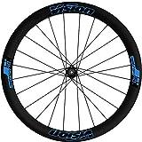 Pegatinas Llantas Bicicleta Vision METRON 40 Mod.02 WH89 Azul 517
