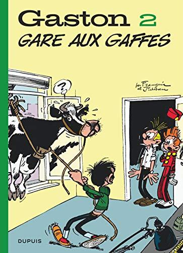 Gaston (Edition 2018) - Tome 2 - Gare aux gaffes