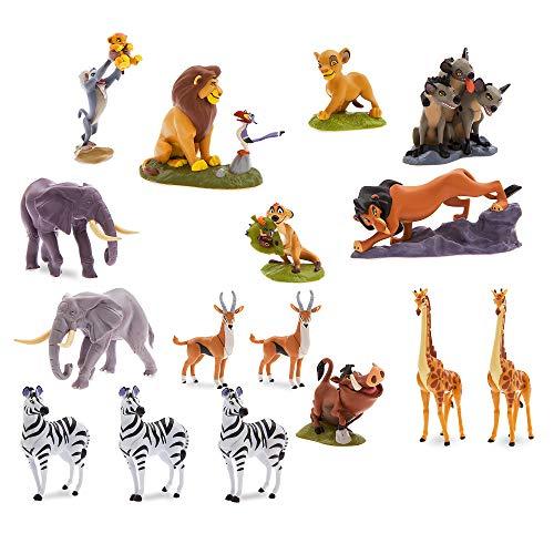 Disney The Lion King Mega Figure Play Set