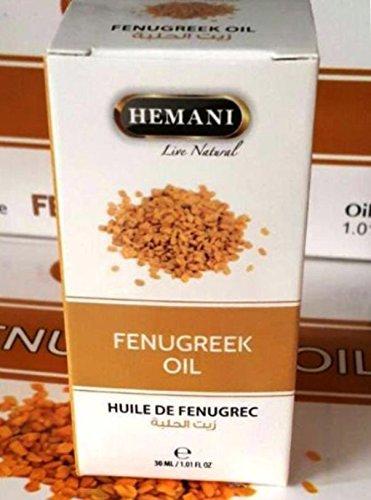 Aceite de fenogreco primera presión en frío, 30ml