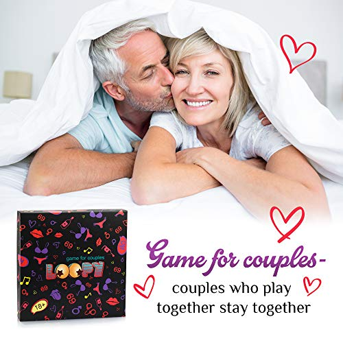 Game for Couples Loopy - Date Night Box