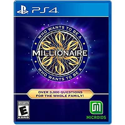 who wants to be a millionaire ps4