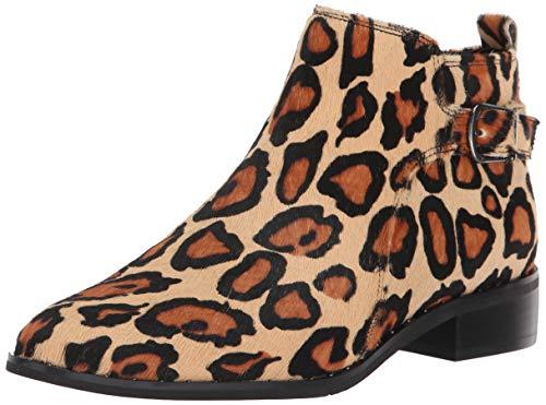 Blondo Women's Tami Ankle Boot, leopard print, 8.5 M US