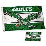 WinCraft Philadelphia Eagles Double Sided Vintage Throwback Flag