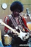 Jimi Hendrix: Gitarre | UK Import Filmplakat, Poster [61 x