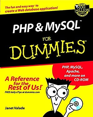 PHP and MySQL For Dummies? (For Dummies (Computers))