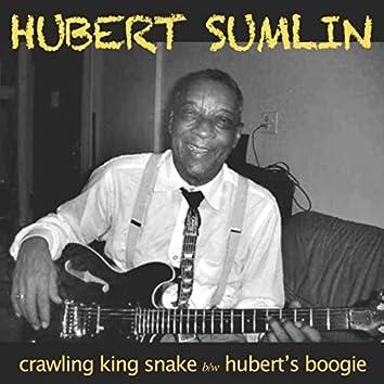 Crawling King Snake b/w Hubert's Boogie