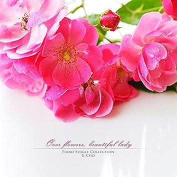 Beautiful than flowers