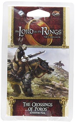 Fantasy Flight Games FFGMEC61 The Crossings of Poros: El Señor de los Anillos LCG, Multicolor