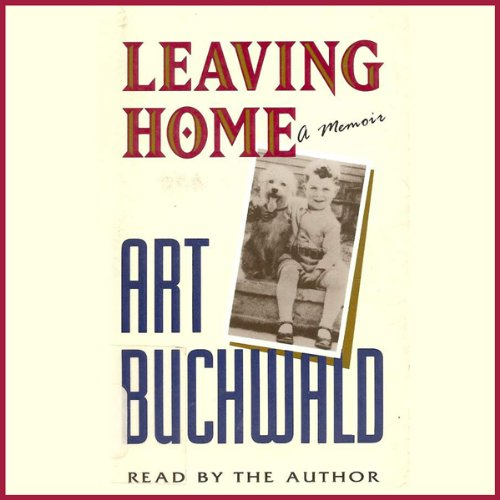 Leaving Home audiobook cover art