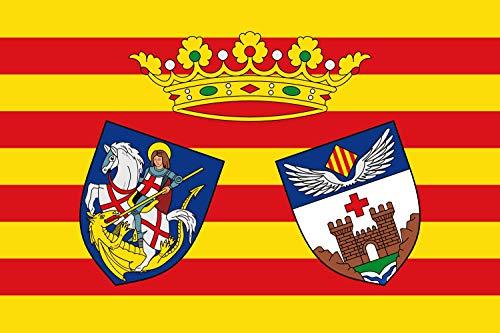 magFlags Bandera Large D Alcoi   Estendard d Alcoi l Alcoià  ...