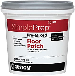 Custom BLDG Products FPQT Pre-Mixed Floor Patch