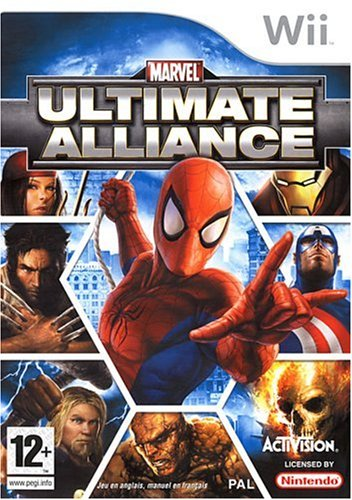 Marvel - Ultimate Alliance - PEGI [Importación inglesa]