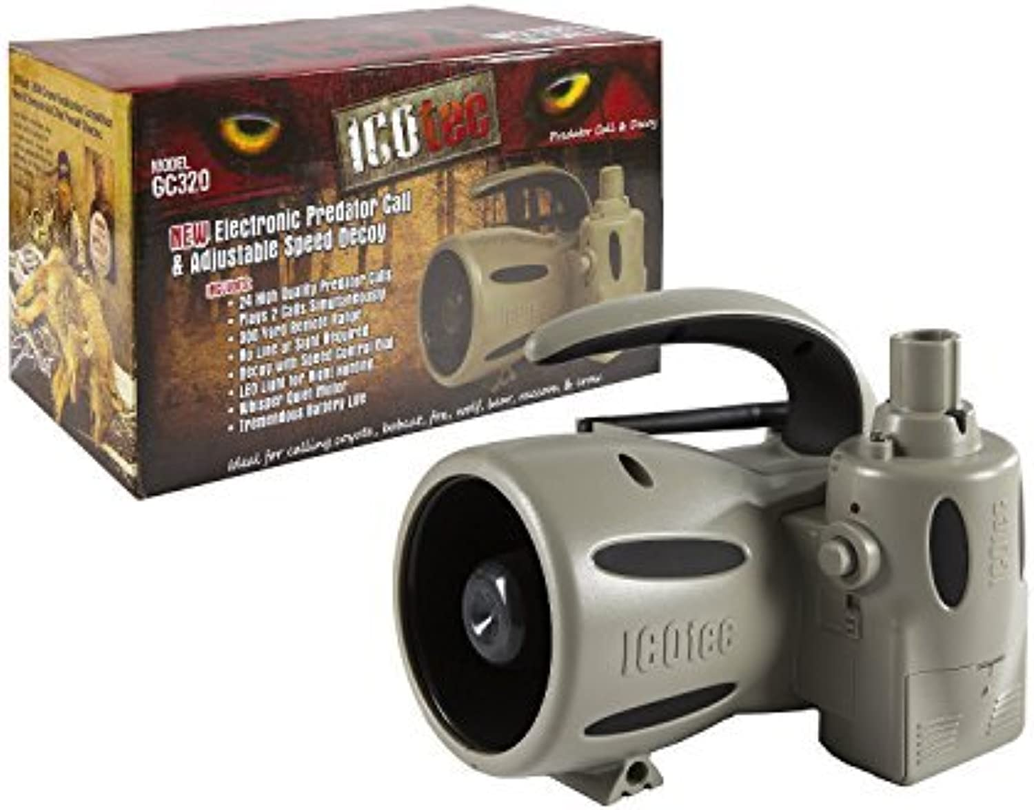 ICOtec GC320 Call   Decoy Combo by Icotec