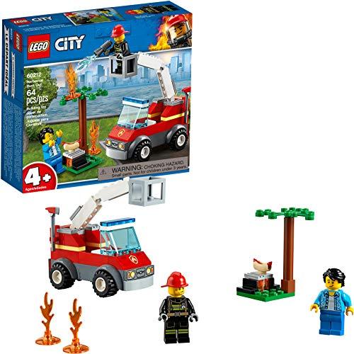 LEGO City Feuerwehr beim Grillfest 60212 (64 Teile) - 2019