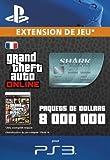 Grand Theft Auto Online   GTA V Megalodon Cash Card   8,000,000...