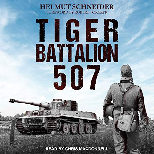 Tiger Battalion 507 cover art